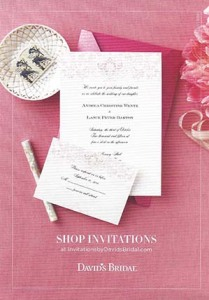WeddingInvitations-DavidsBridal